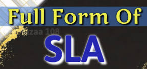 SLA Full Form And Meaning In Hindi Language