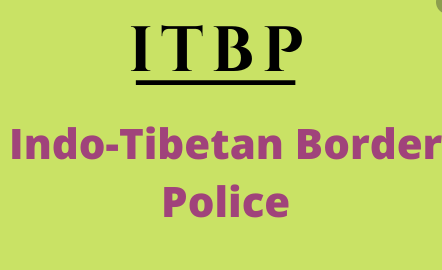 ITBP full form and meaning in hindi language